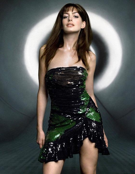 Anne Hathaway, biograf...