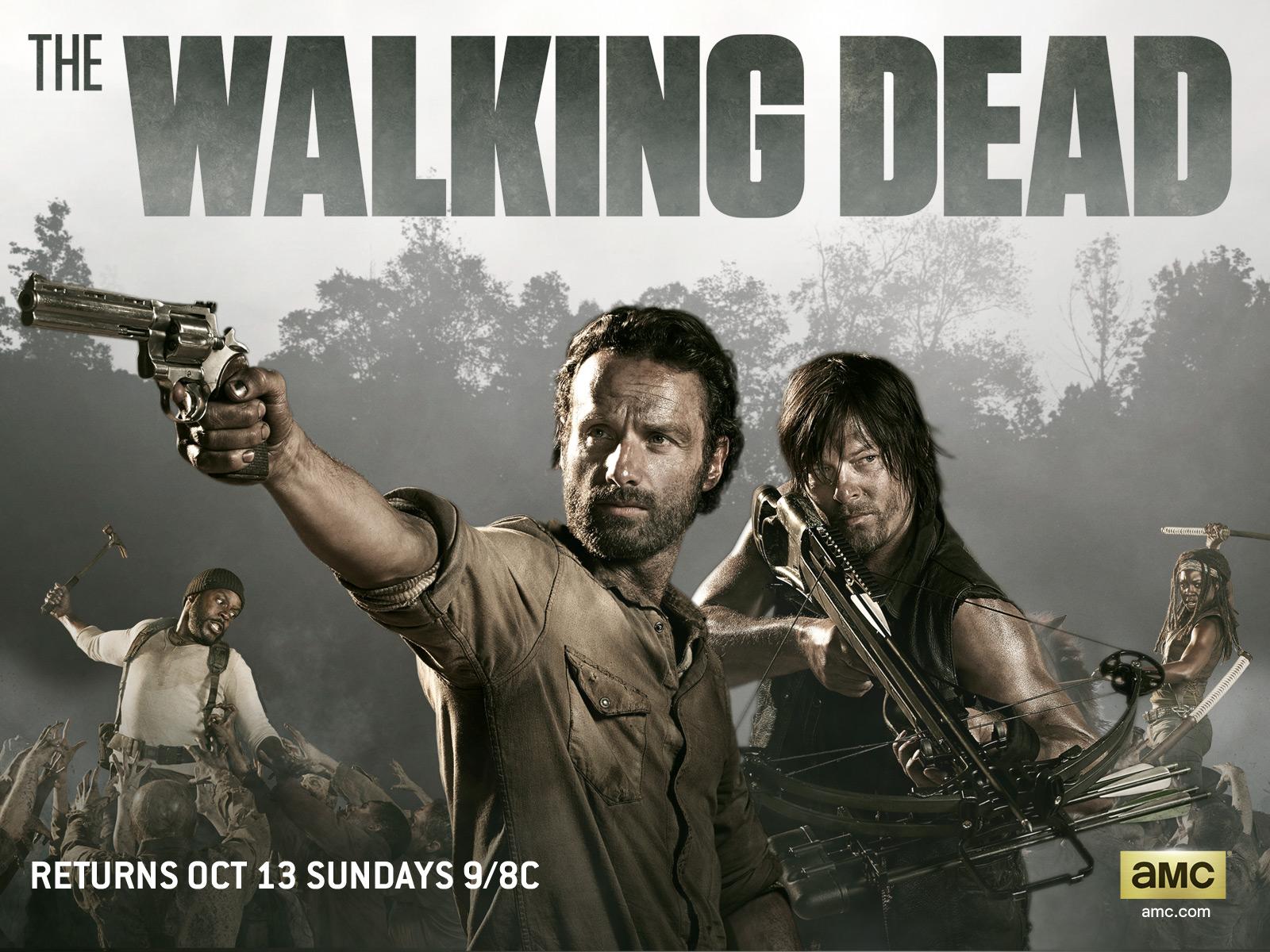 Fondos The Walking Dead Wallpapers