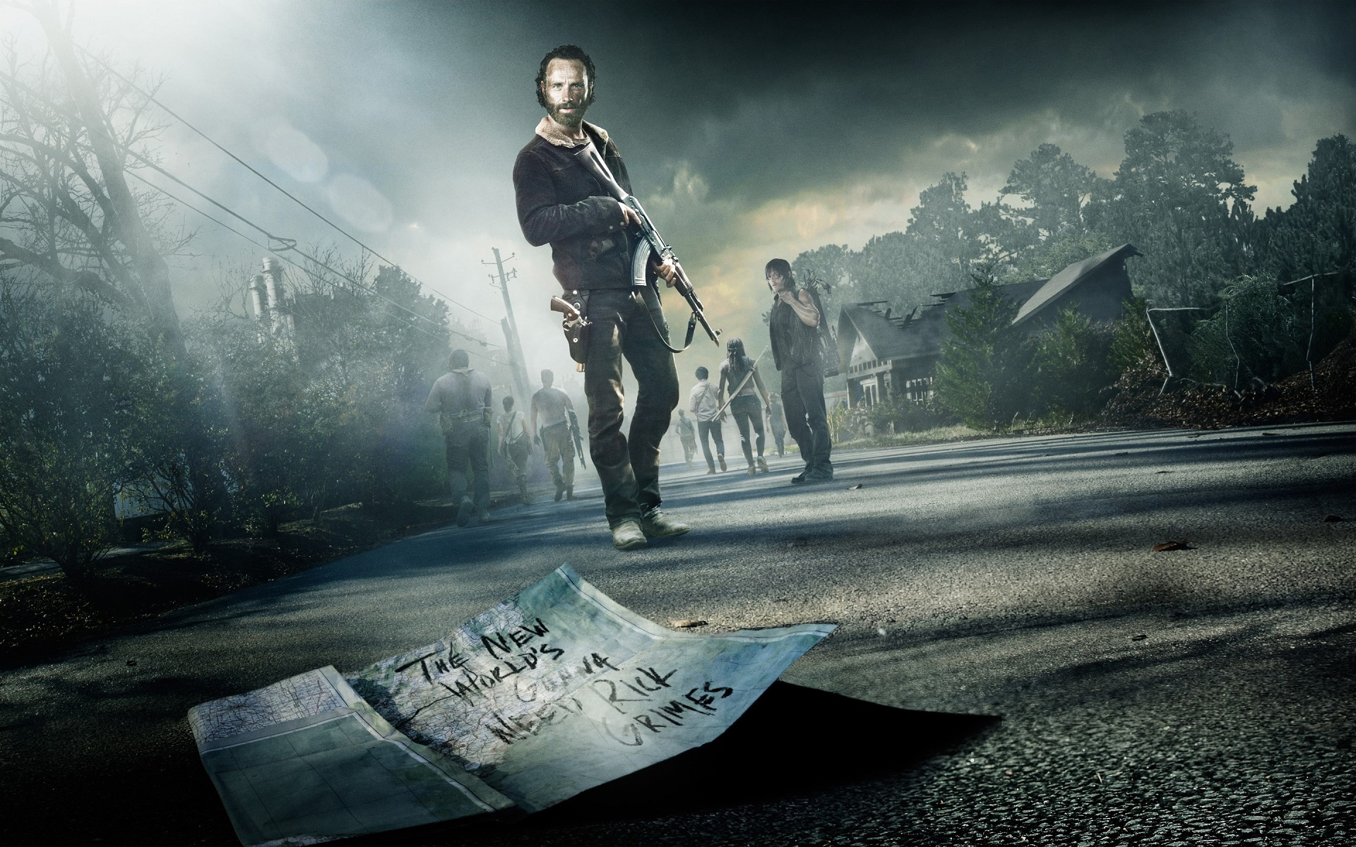 Fondos The Walking Dead Wallpapers