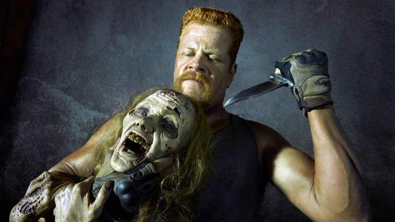 THE WALKING DEAD – Season 5 – Pictured: Michael Cudlitz as Abraham Ford – Photo Credit: © 2014 Frank Ockenfels 3/AMC.