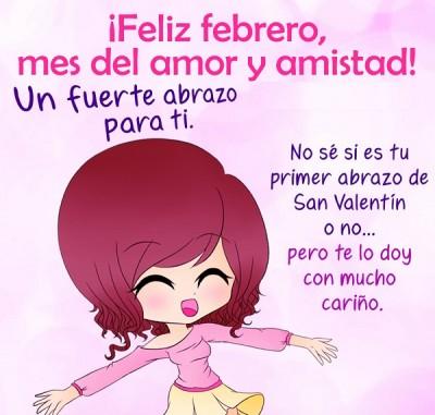 Imágenes De Amor Con Frases Para El Día De San Valentin