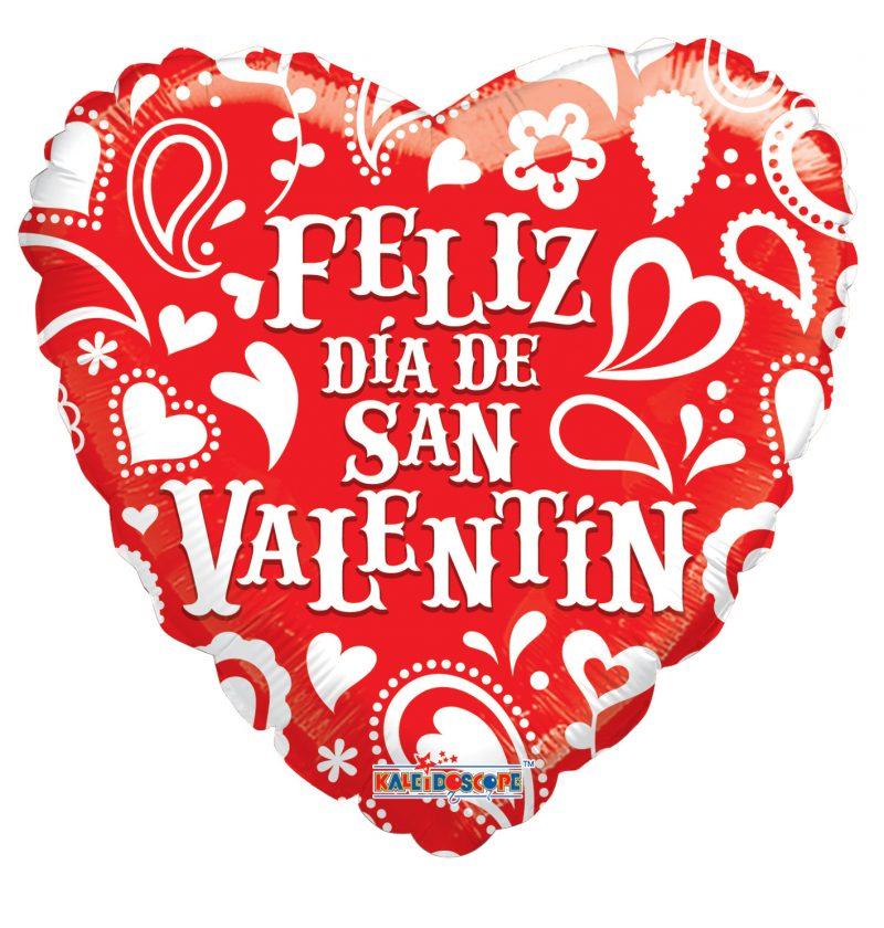 Imágen de Corazon Feliz Día de San Valentin