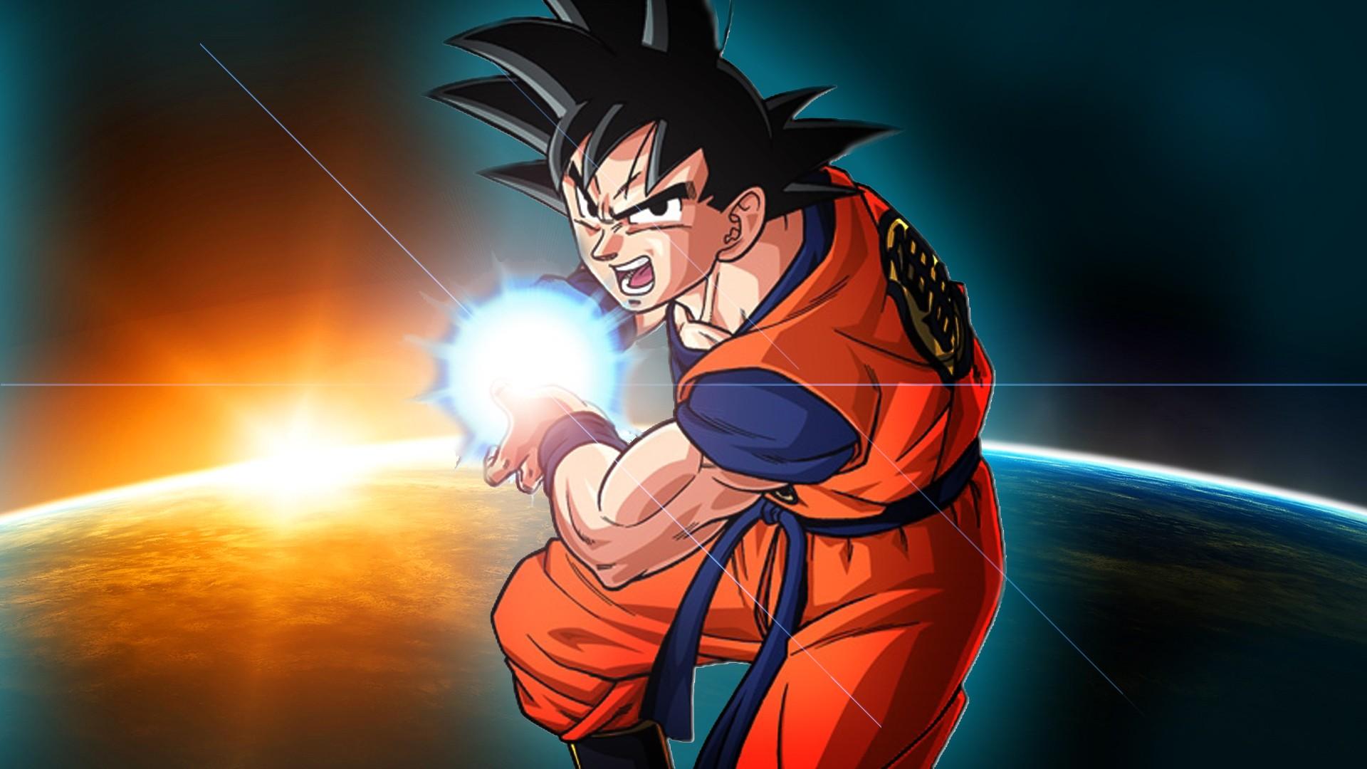 Fondos De Dragon Ball Z Goku Wallpapers Para Descargar Gratis