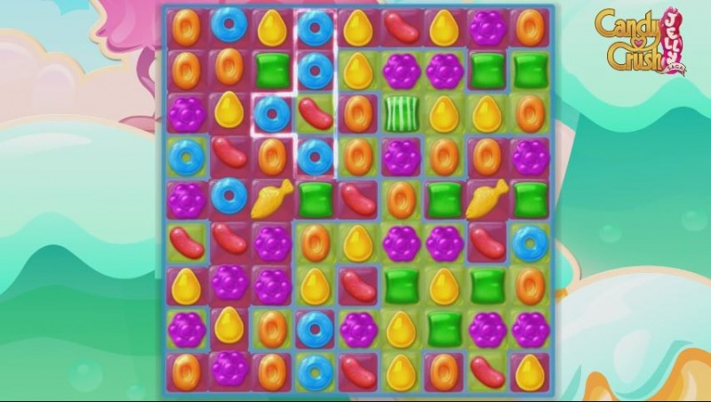 candy crush Jelly saga gratis