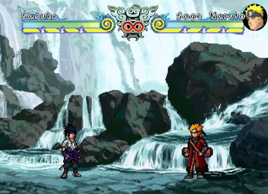 Naruto mugen 2016 storm 4 v13 - d