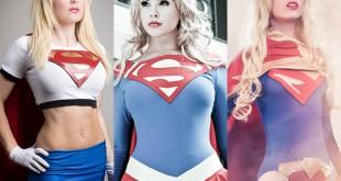 cosplay supergirl