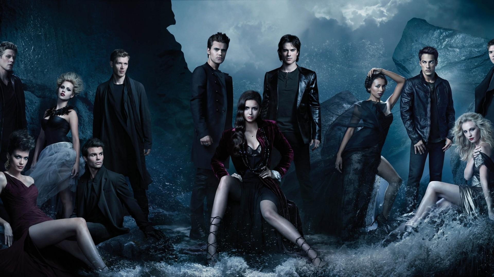Fondos De Crónicas Vampiricas Imágenes The Vampire Diaries