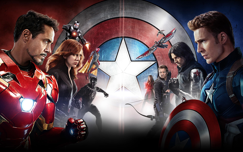 Fondos Capitán América: Civil War Marvel, Wallpapers