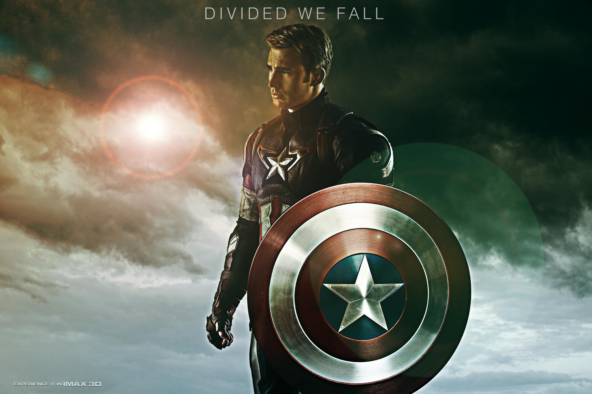 Iphone wallpaper captain america - Fondos Capit 225 N Am 233 Rica Civil War Marvel Wallpapers