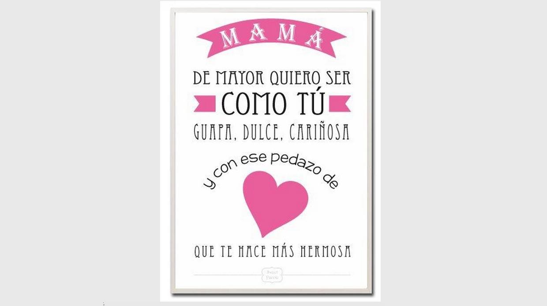 Imgenes con frases para el Dia de la Madre WhatsApp Facebook
