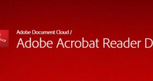 visor de pdf adobe acrobat reader dc