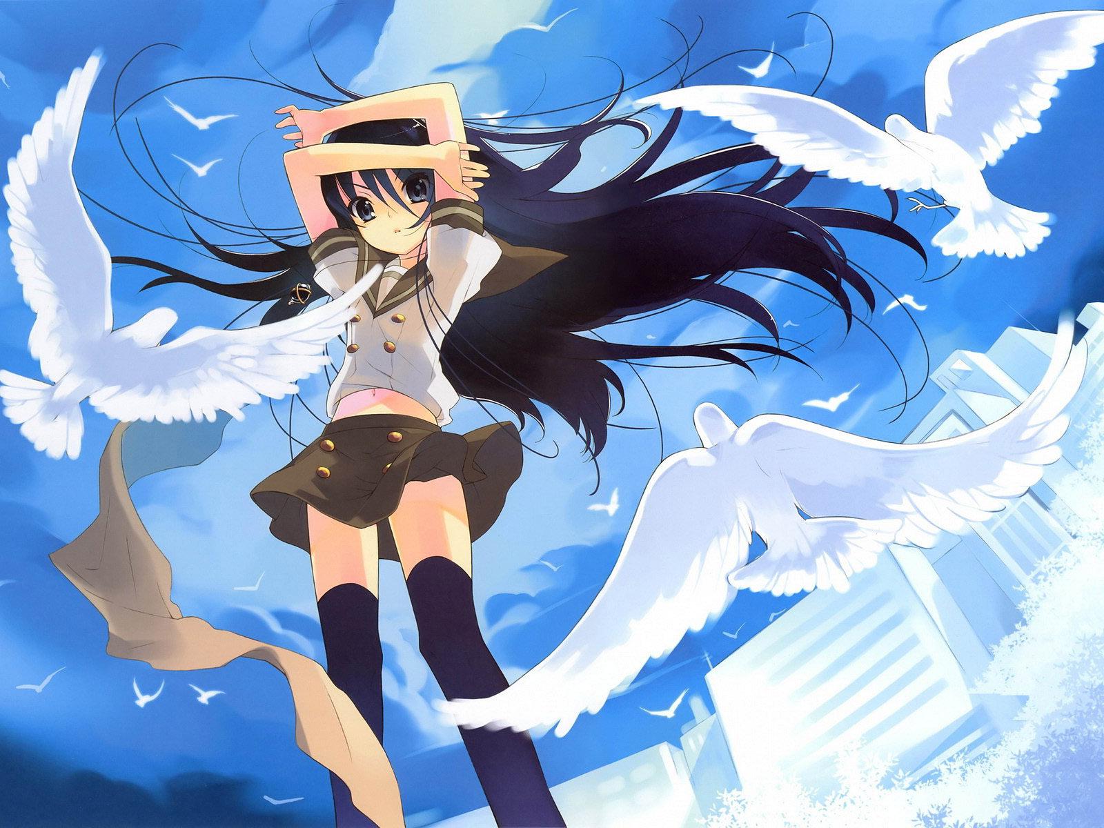 Im genes de chicas anime fondos de chicas anime wallpapers - Best anime picture hd ...