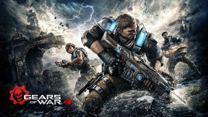 01 gears of war 4 wallpapers