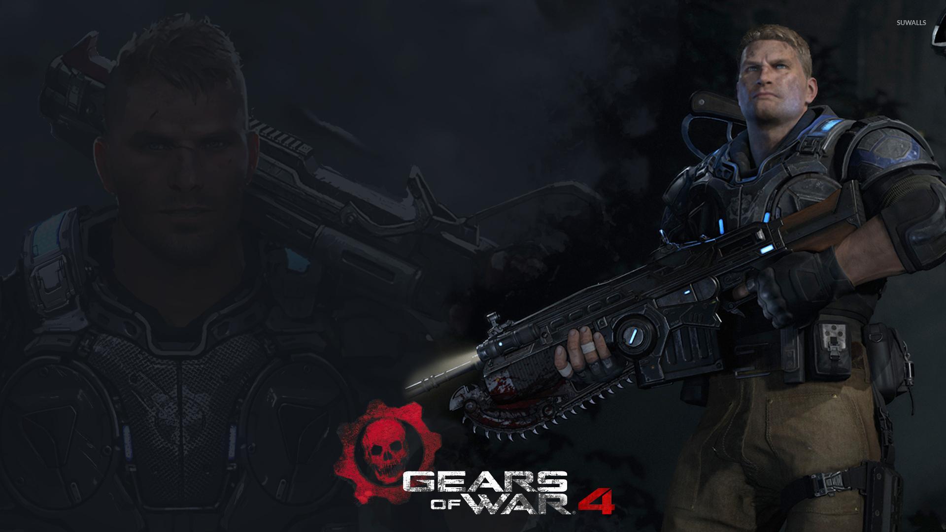 gears of war 2 pc تحميل