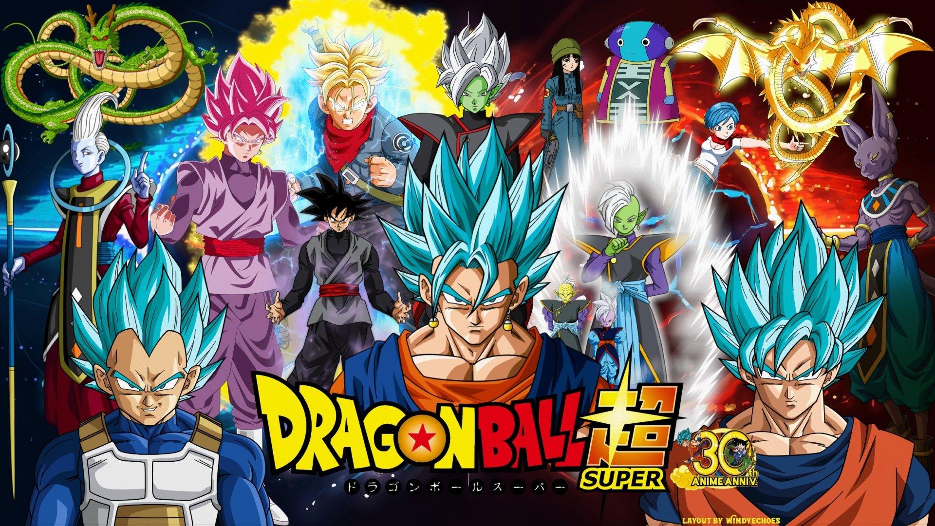 Fondos de Dragon Ball Super, Wallpapers Dragon Ball Z Super Gratis