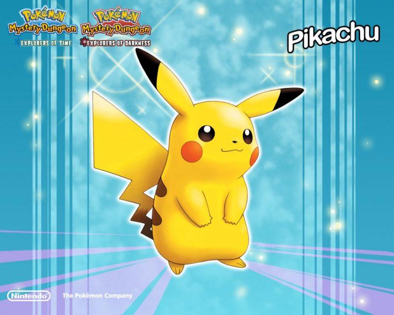 Imágenes de Pikachu