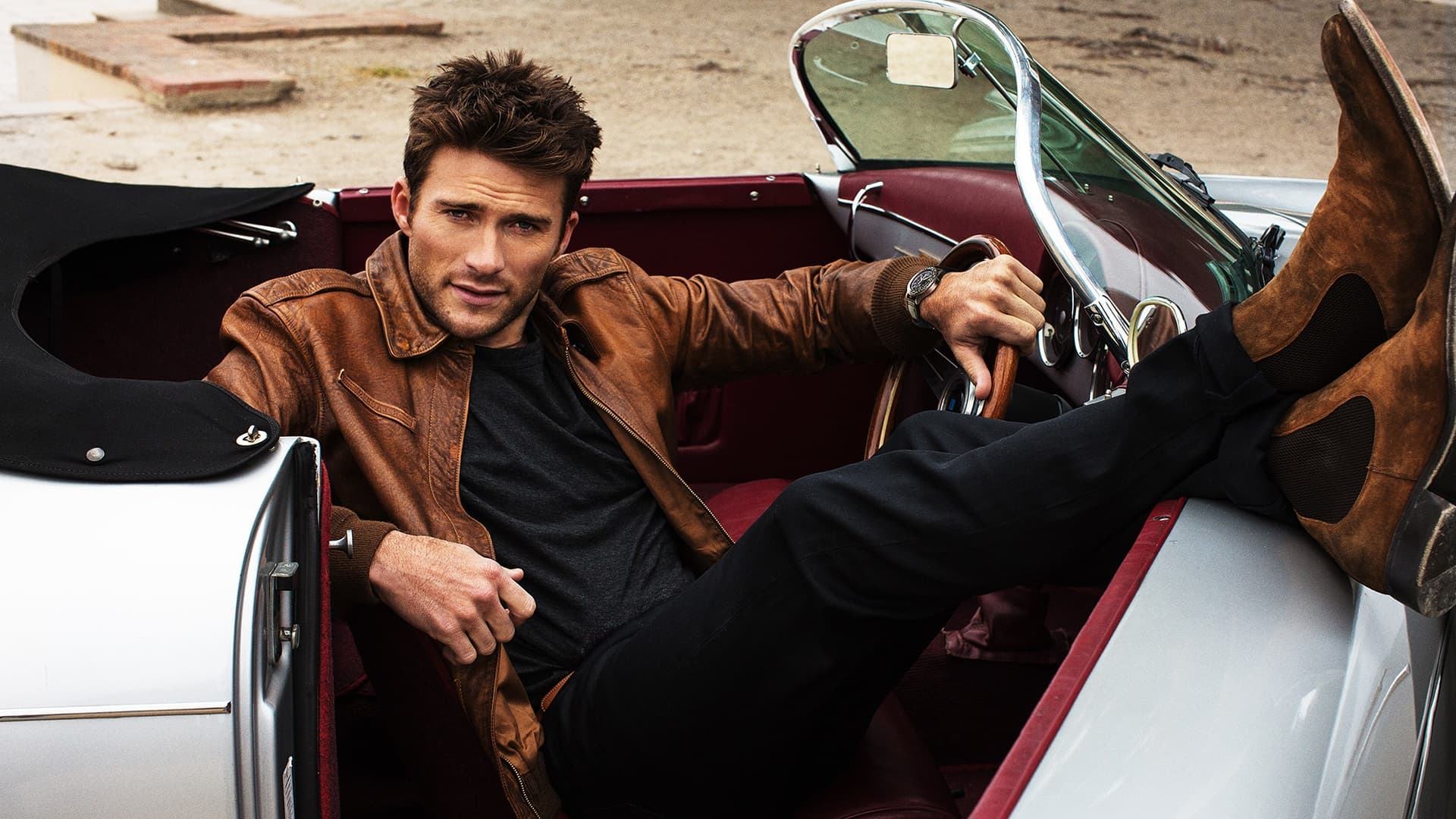 Fondos scott eastwood wallpapers - David s salon eastwood ...