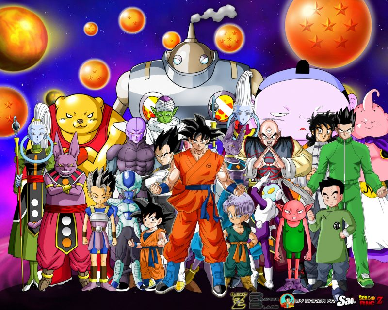 103 Fondos De Dragon Ball Super Wallpapers Dragon Ball Z