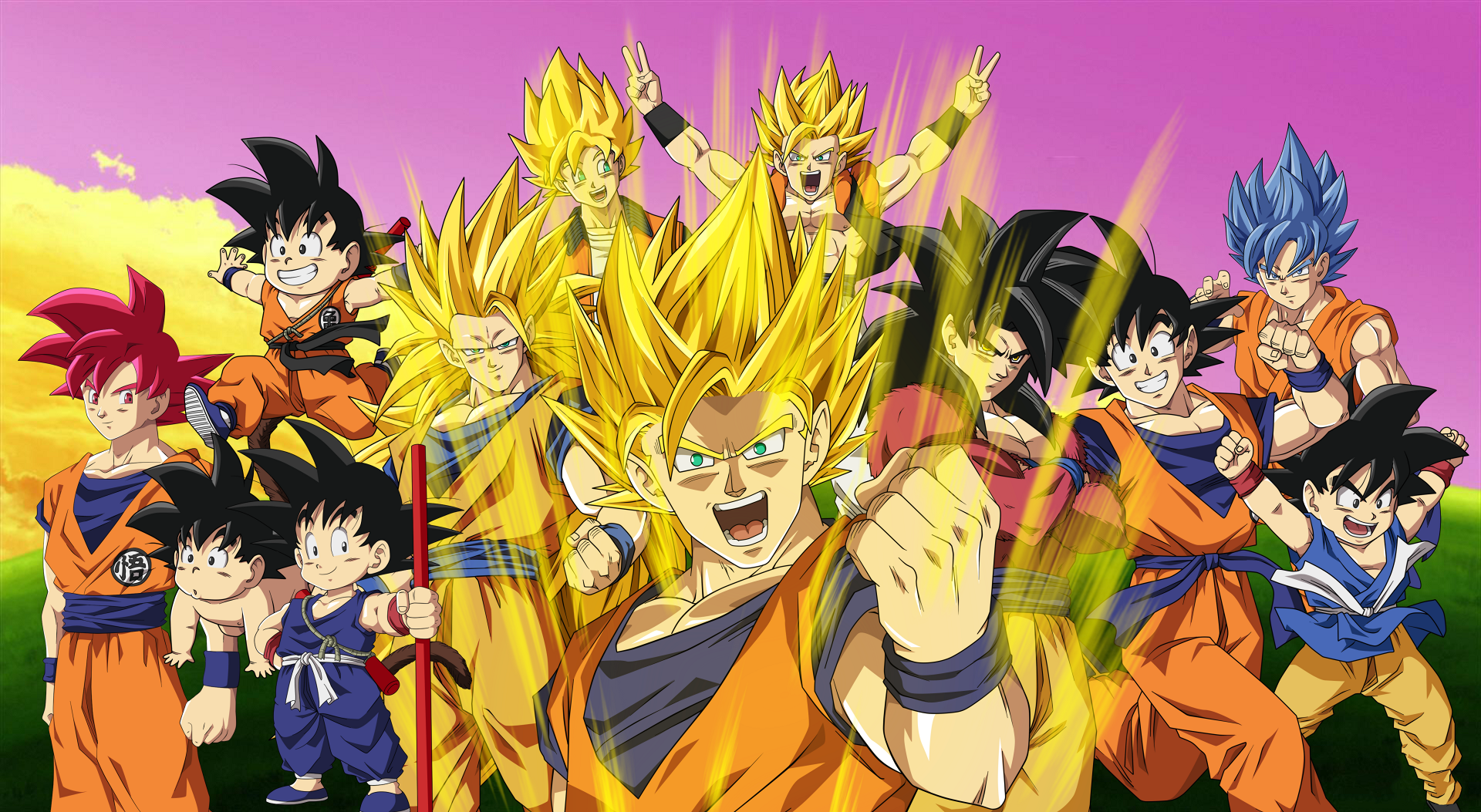 Fondos de dragon ball super wallpapers dragon ball z super gratis - Photo dragon ball z ...