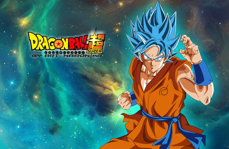 Goku Super Saiyan Dios Wallpaper