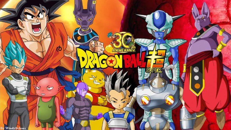 Fondos de Dragon Ball Super