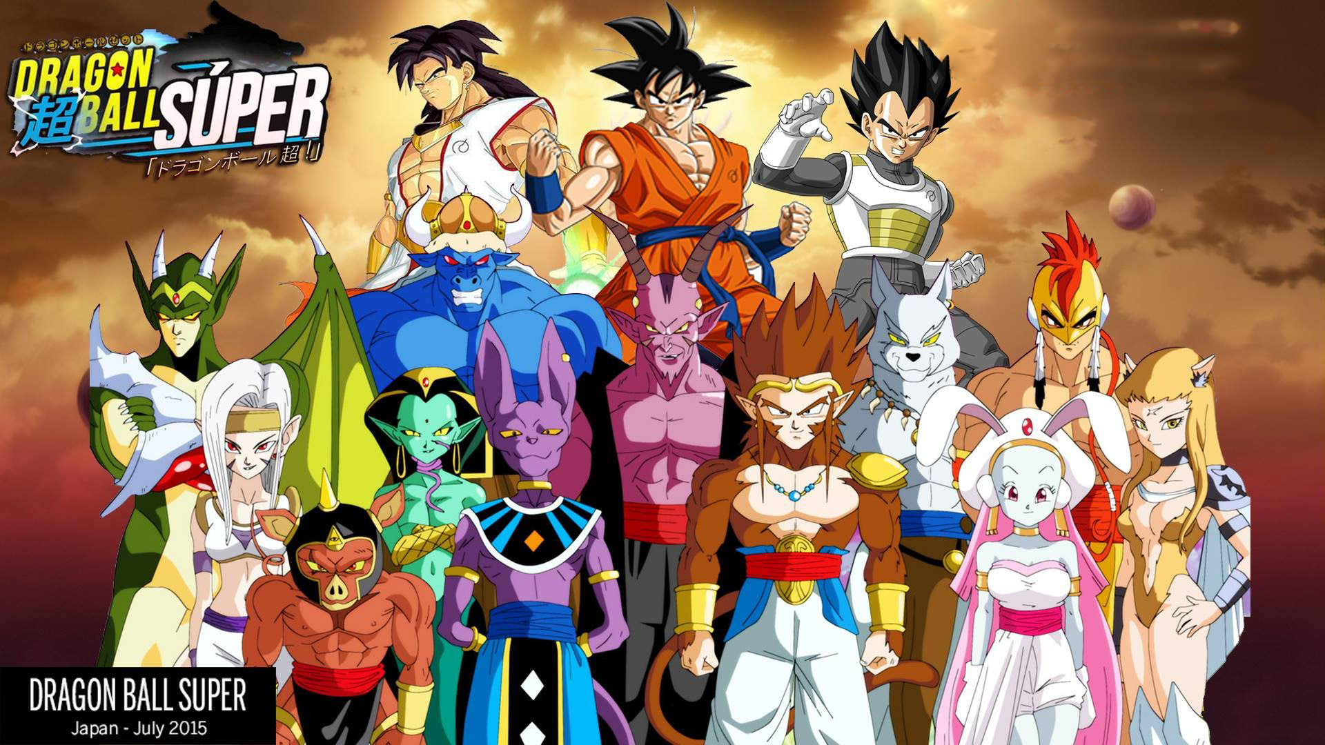 z fighters wallpaper dbs - photo #13