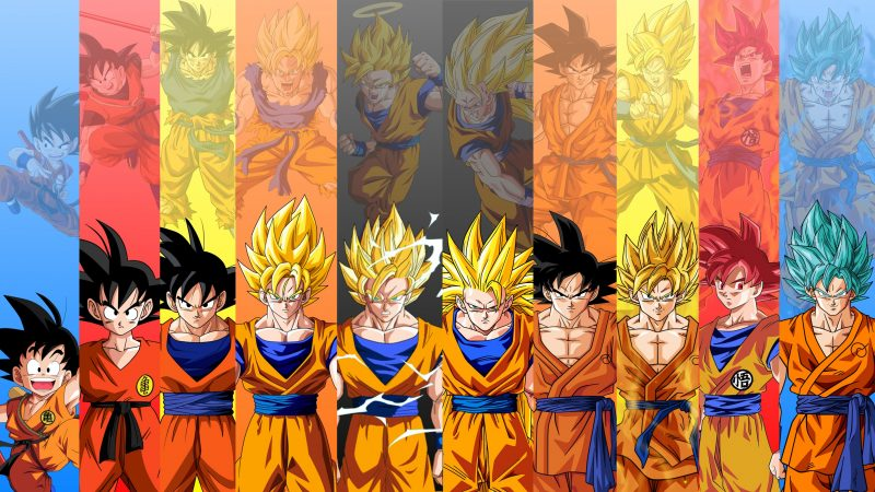 103 Fondos De Dragon Ball Super Wallpapers Dragon Ball Z