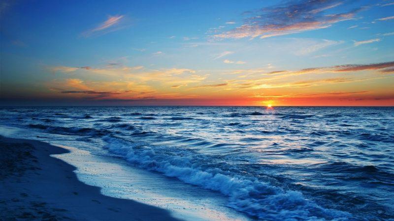 foto-playa-al-atardecer-olas-mar-fondo-hd