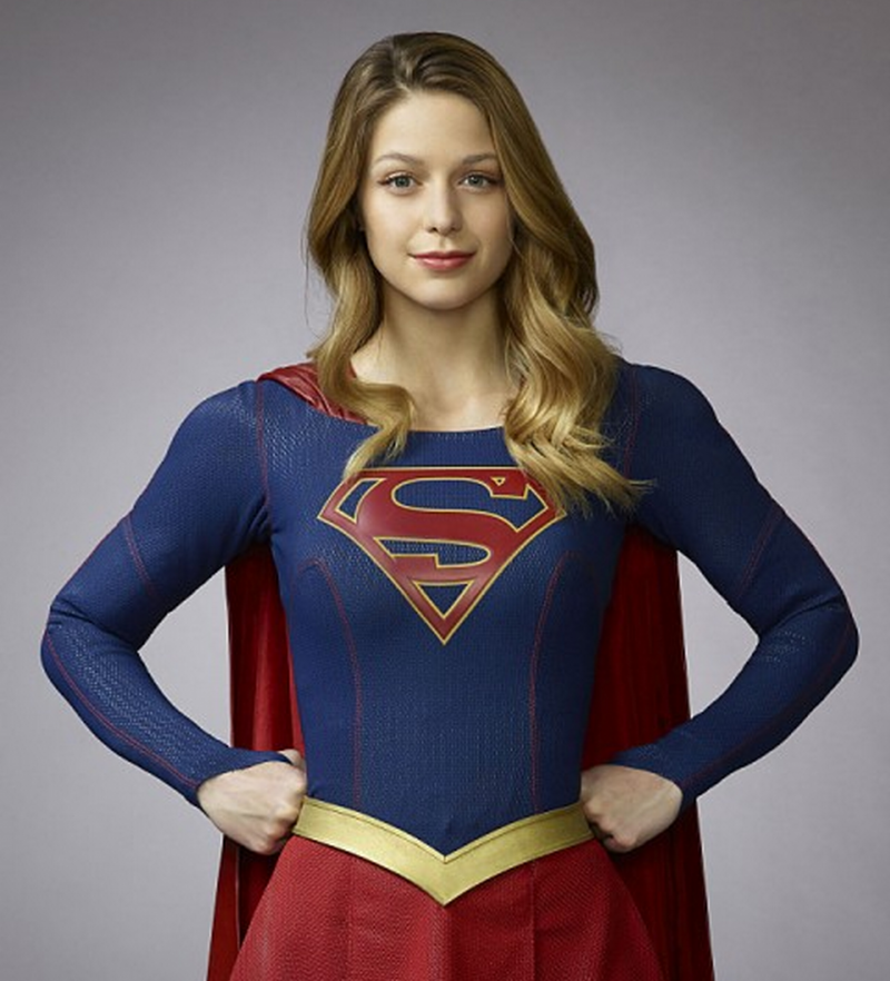 fotos de Supergirl