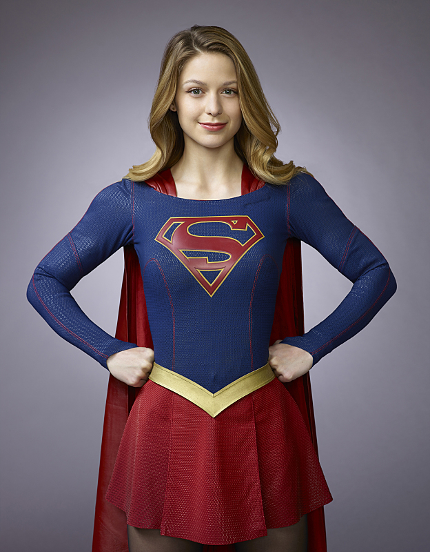 Melissa Benoist stars as Kara Danvers/Supergirl in the new action-adventure drama SUPERGIRL, on the CBS Television Network. Photo: Matthias Clamer/Warner Bros. Entertainment Inc. © 2015 WBEI. All rights reserved.