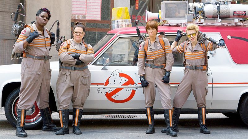ghostbusters 2016 imágenes hd