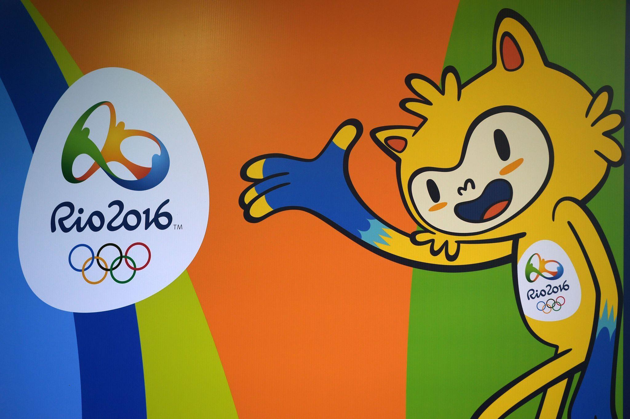 Rio 2016 Juegos Olimpicos en Brasil Rio de Janeiro 2016 mascota