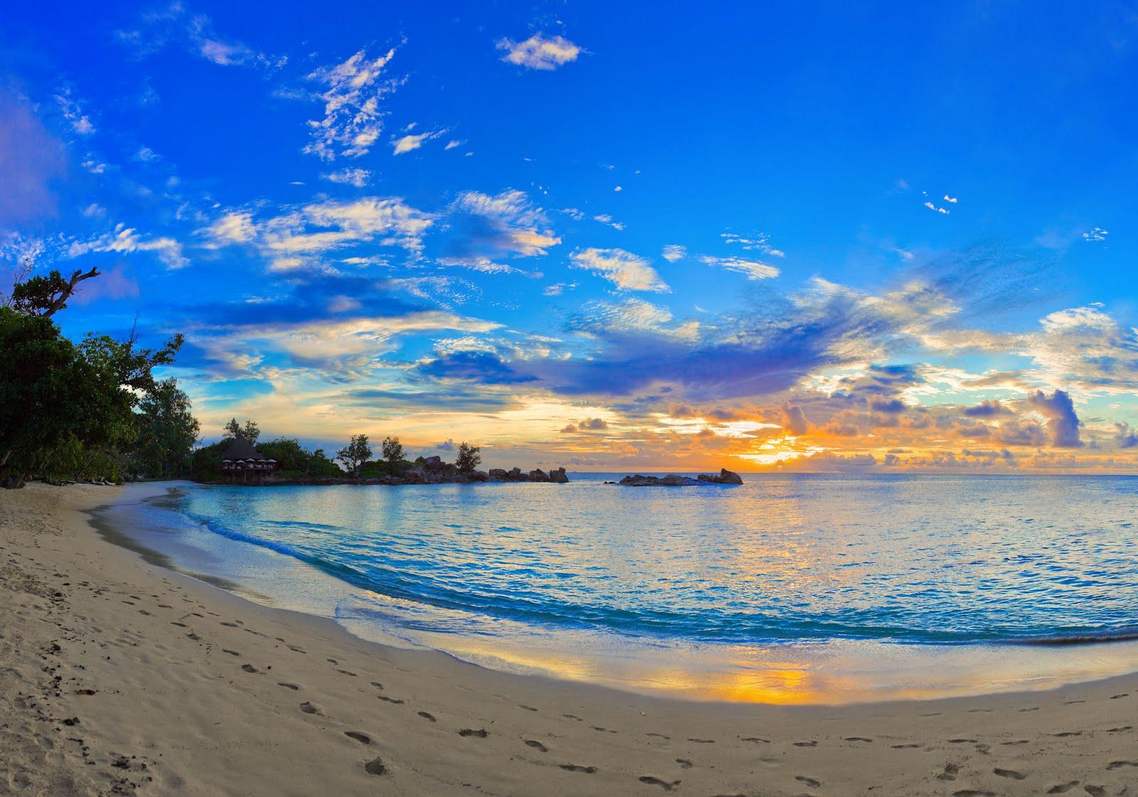 Playas al Atardecer, fotos de playas al atardecer, imagenes