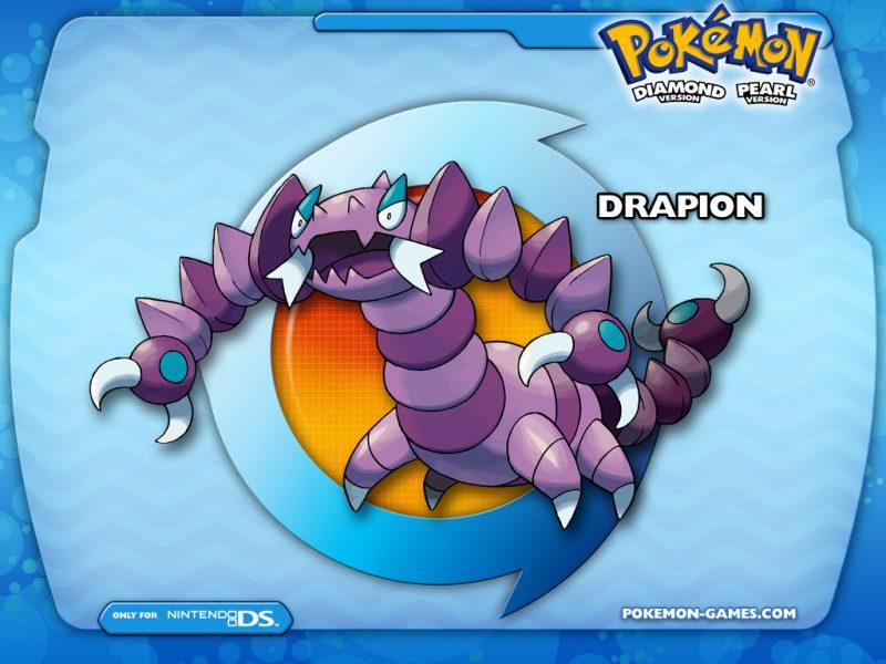 pokemon-drapion