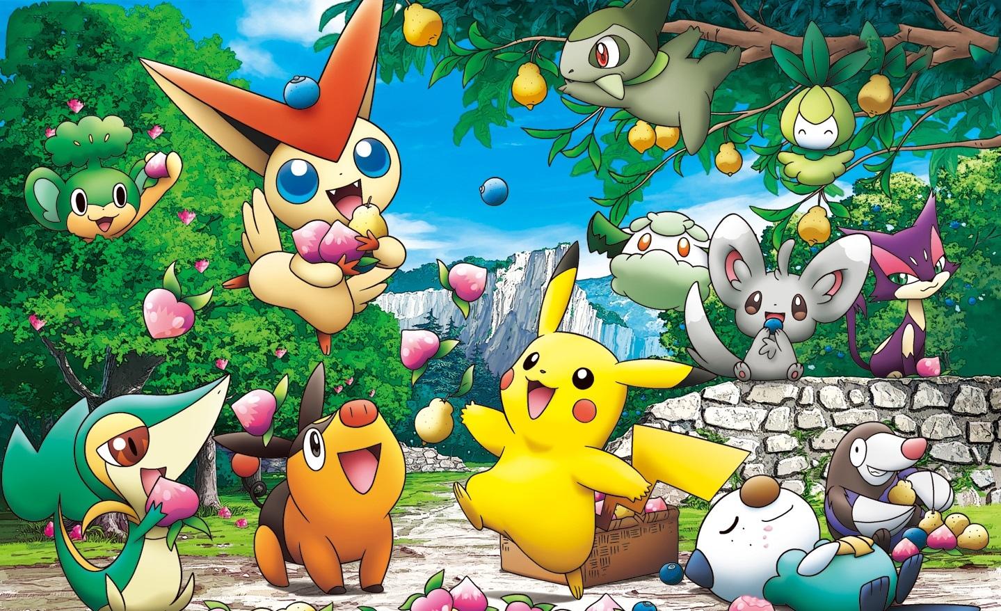 Fondos de pantalla de Pokemon, Wallpapers de Pokemon Gratis