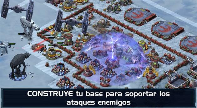 star wars commander bases