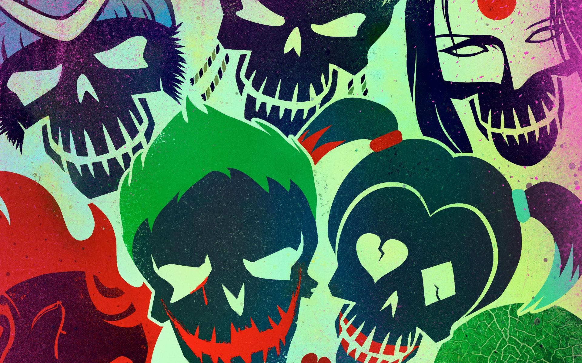 Suicide Squad Desktop