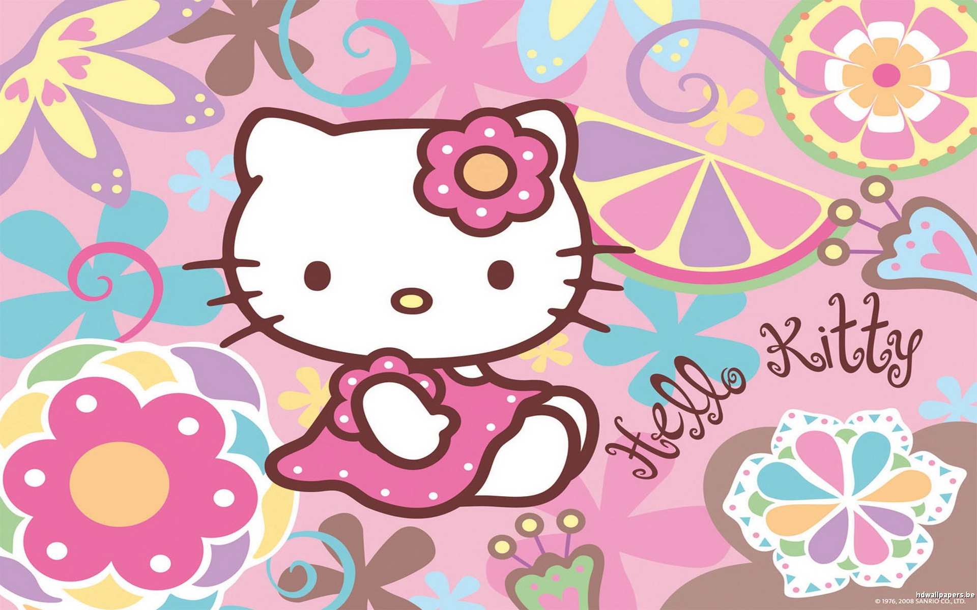 hello kitty wallpaper red hd - photo #48