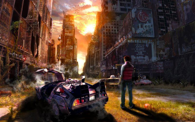 Fondos De Regreso Al Futuro Wallpapers Back To The Future