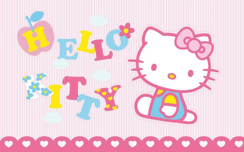 11 - Hello Kitty Wallpaper