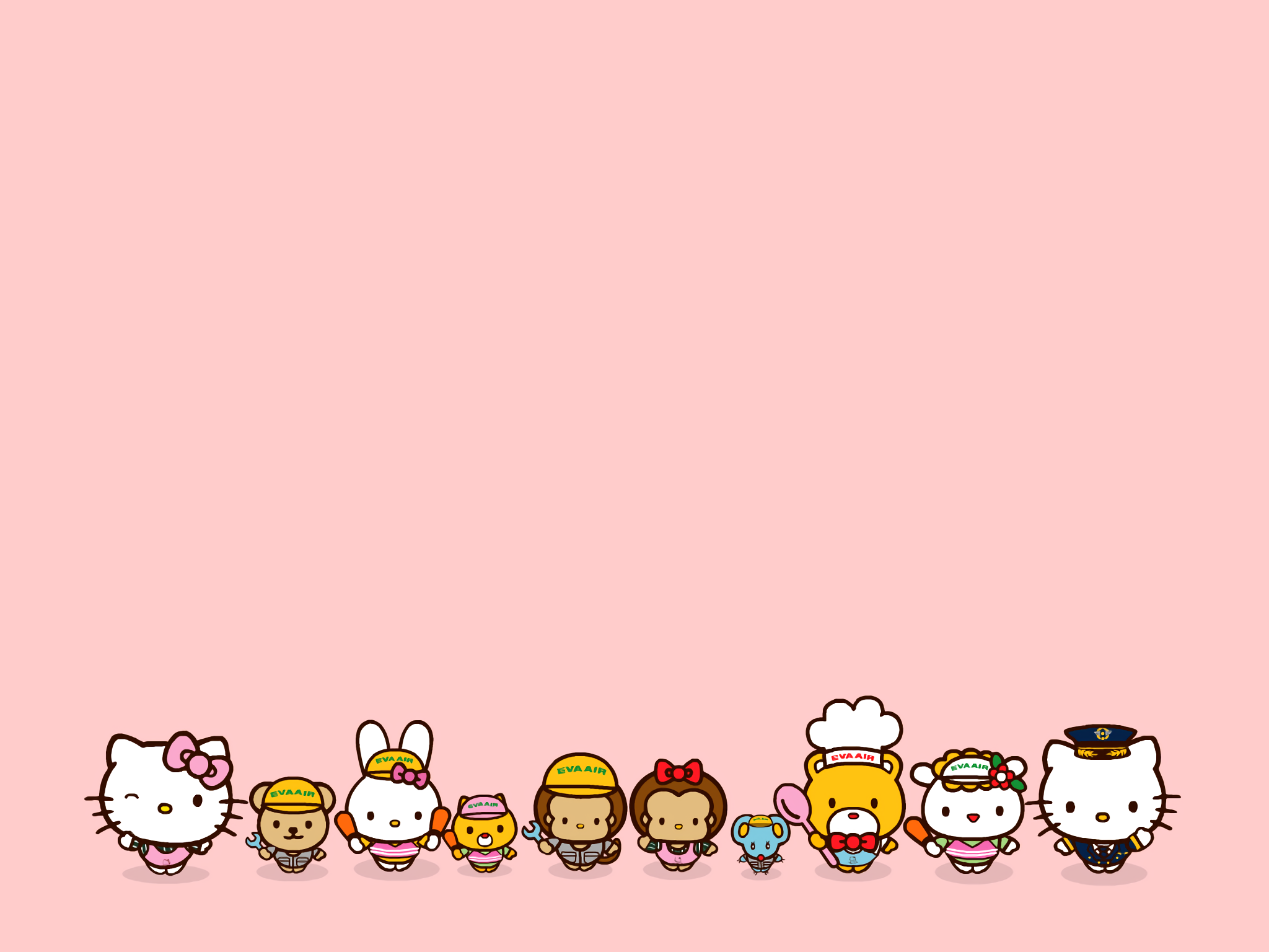 Hello Kitty Fondos De Pantalla De Hello Kitty Wallpapers
