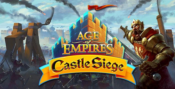 Descargar age of empires castle siege para windows e iphone