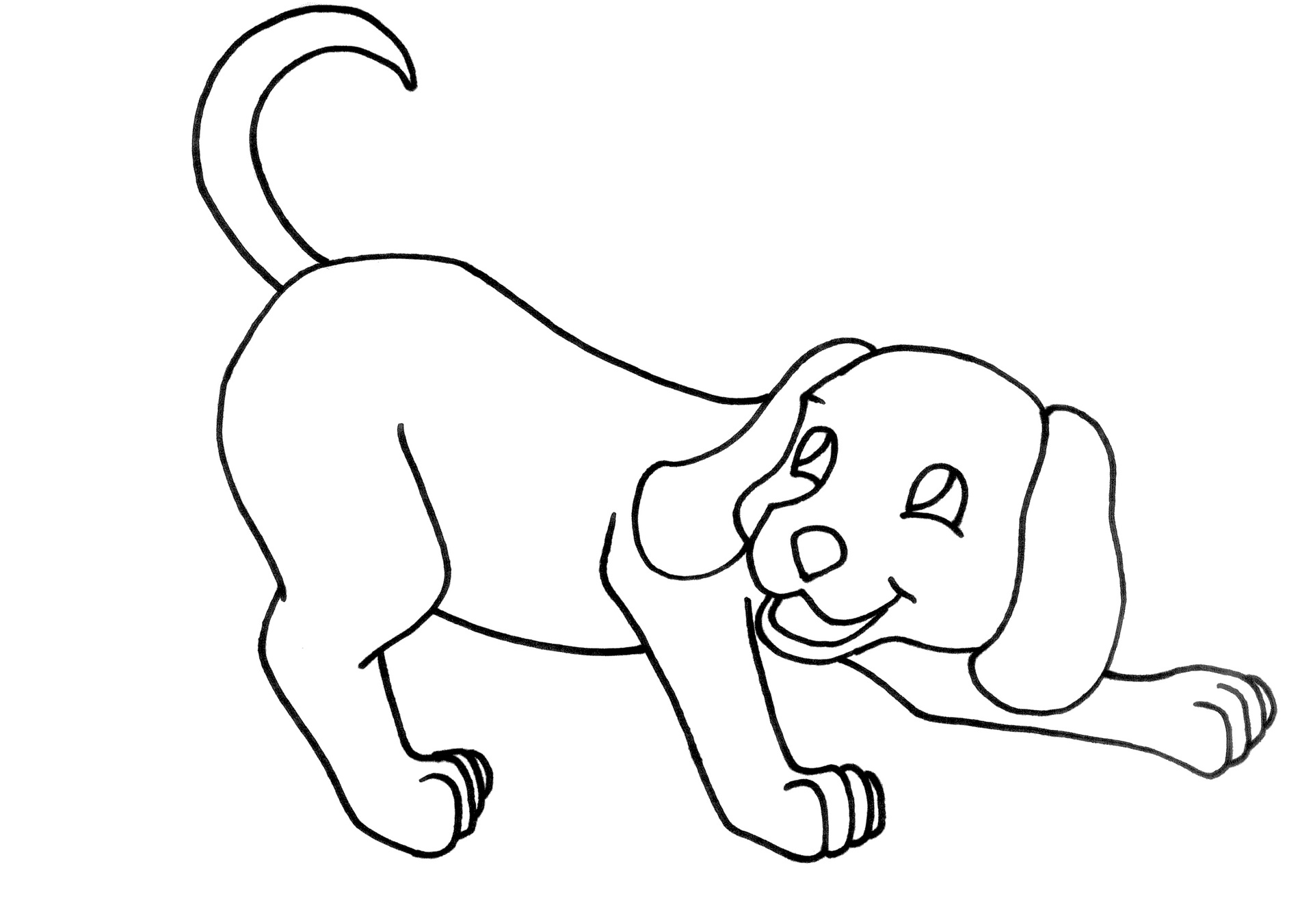 Dibujos De Animales Terrestres Para Colorear E Imprimir: Dibujos De Animales Para Colorear, Pintar E Imprimir Gratis
