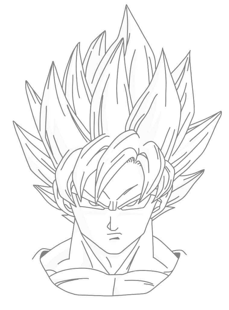 Dibujos-para-colorear-de-Dragon-Ball-Z-01-goku-01