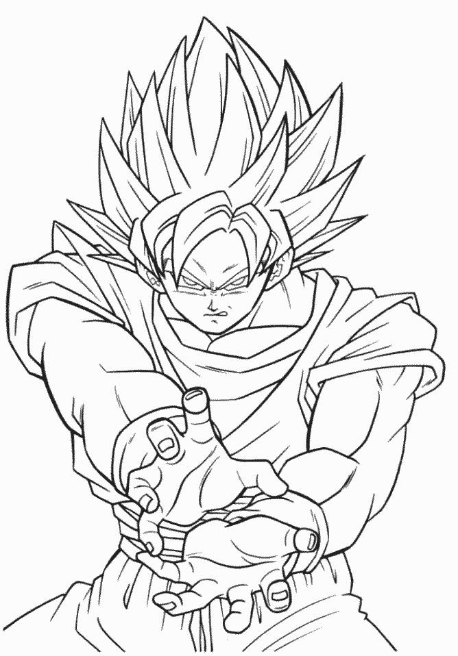 Dibujos-para-colorear-de-Dragon-Ball-Z-01-goku