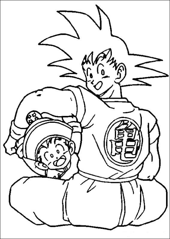 Dibujos-para-colorear-de-Dragon-Ball-Z (13)