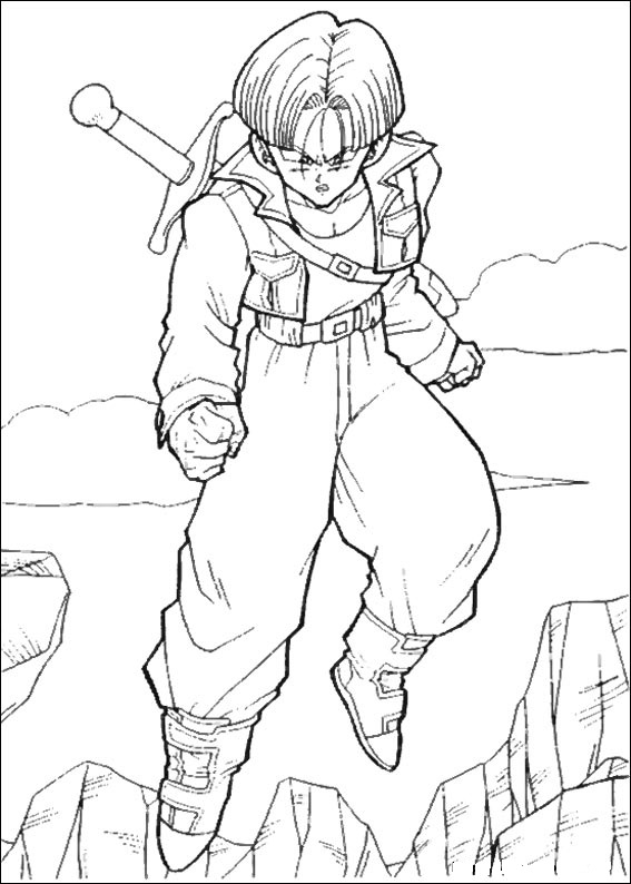 Dibujos-para-colorear-de-Dragon-Ball-Z (15)