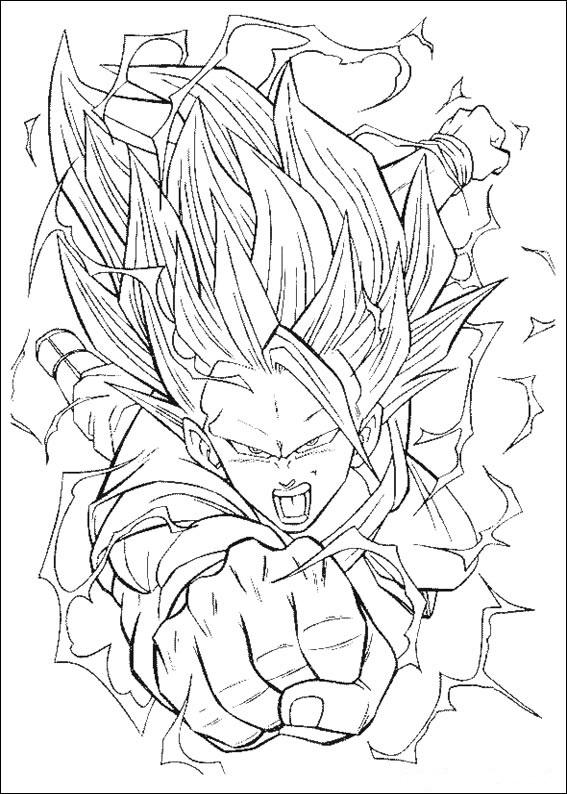 Dibujos-para-colorear-de-Dragon-Ball-Z (19)