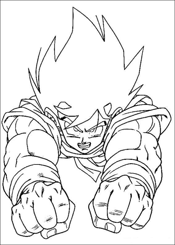 Dibujos-para-colorear-de-Dragon-Ball-Z (26)