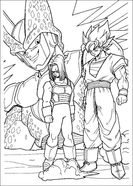 Dibujos-para-colorear-de-Dragon-Ball-Z (46)